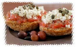 gastronomia cretense