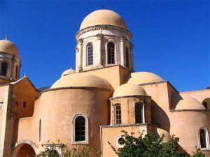 monasterio agia triada