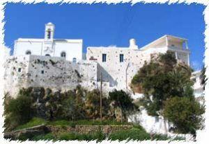monasterio chrisoskalitisa