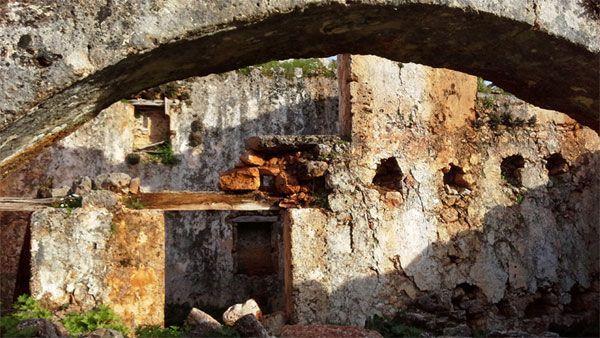aradena ruinas