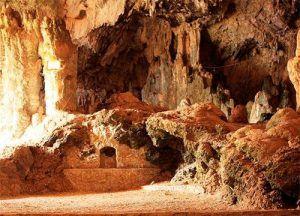 agia sofia cueva