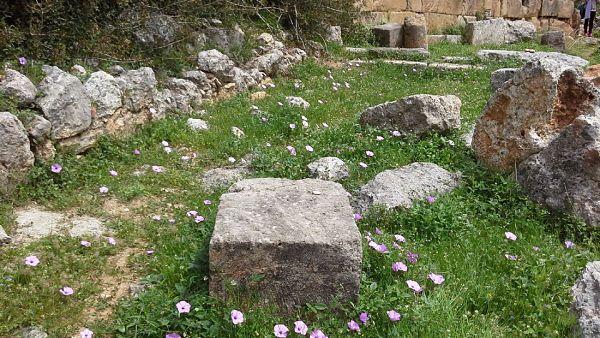 Templo de Lisos, Creta