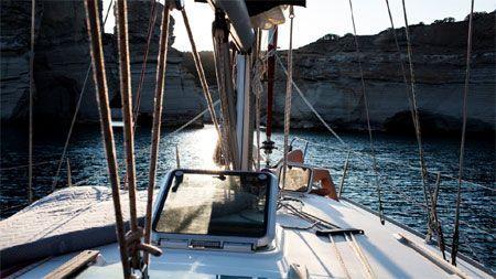 velero manies crucero