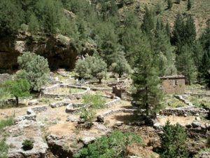 samaria pueblo abandonado