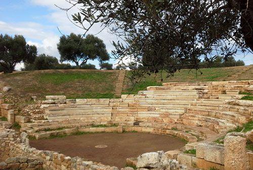 teatro de Aptera