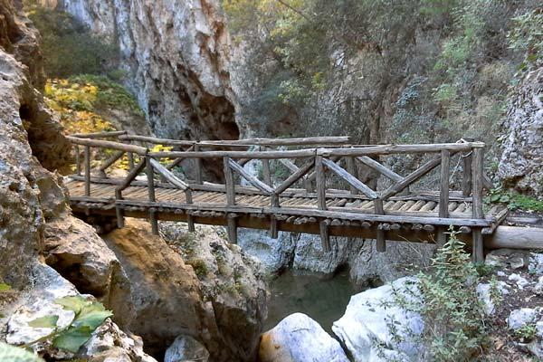 puente garganta patsos