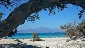 isla chrissi en Ierapetra, creta