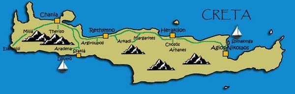 viaje Creta semana santa 2019