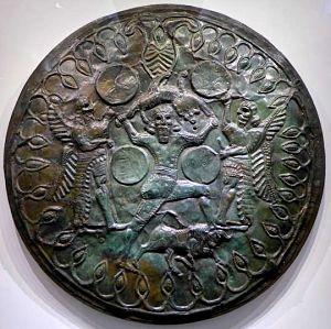 escudo en ideon andron